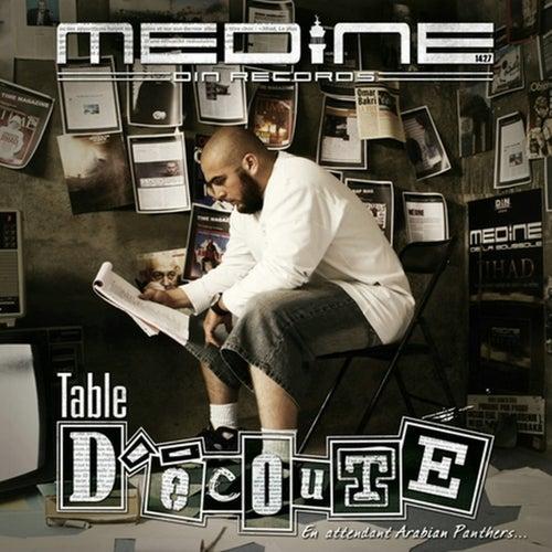 Table D'écoute de Medine