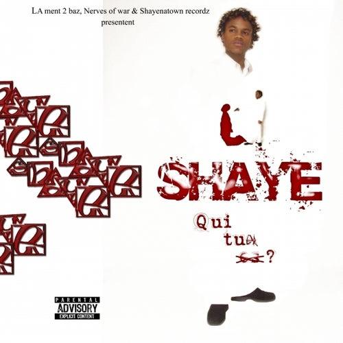 Qui tuer? de Shaye