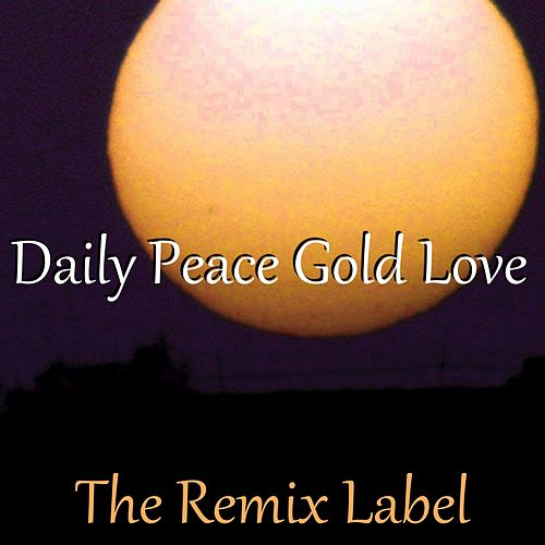 Daily Peace Gold Love de Deeptech