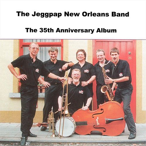 The 35th Anniversary Album de The Jeggpap New Orleans Band
