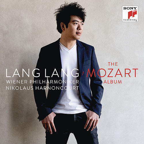 The Mozart Album by Lang Lang