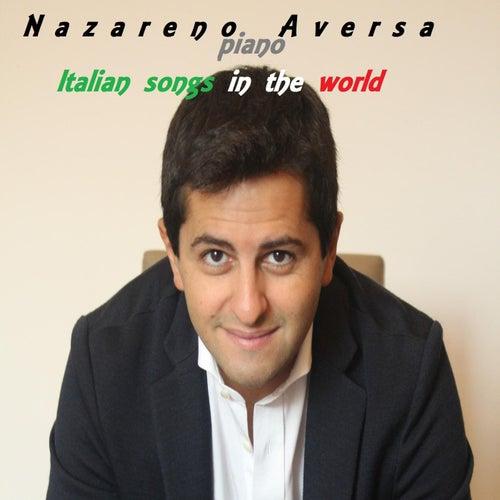 Italian Songs in the World de Nazareno Aversa