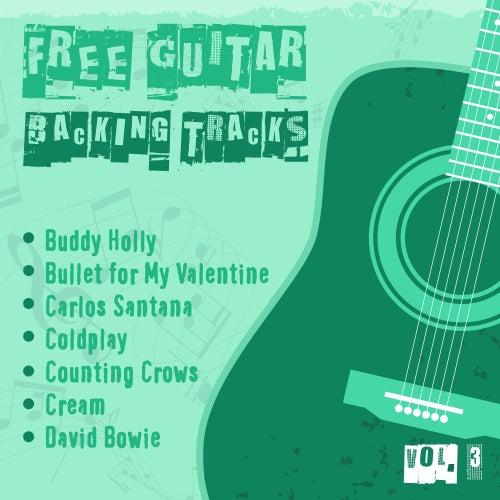 Free guitar backing tracks Vol.3 by Pop Music Workshop