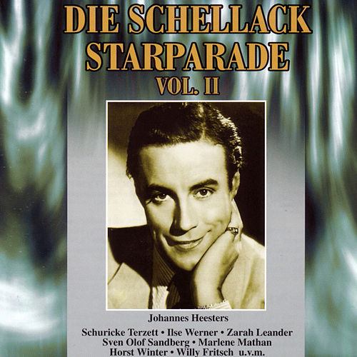 Die Schellack Starparade Vol.2 de Various Artists