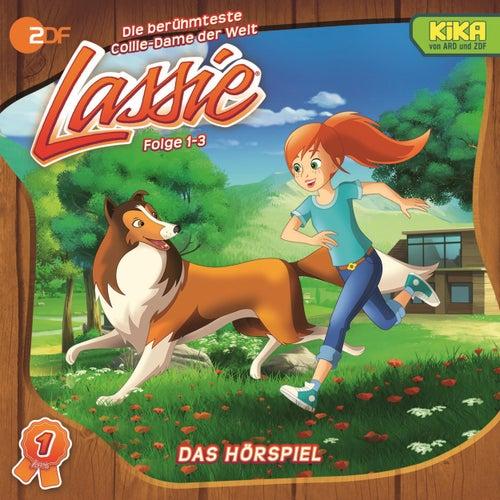 Lassie Hörspiel Folge 1 - 3 von Lassie