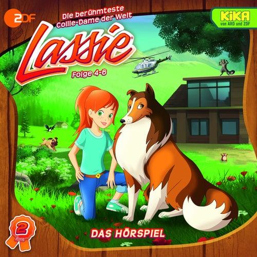 Lassie Hörspiel Folge 4 - 6 von Lassie