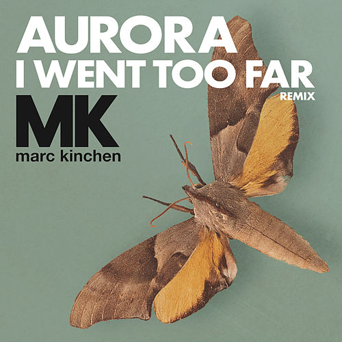 I Went Too Far (MK Remix) by AURORA
