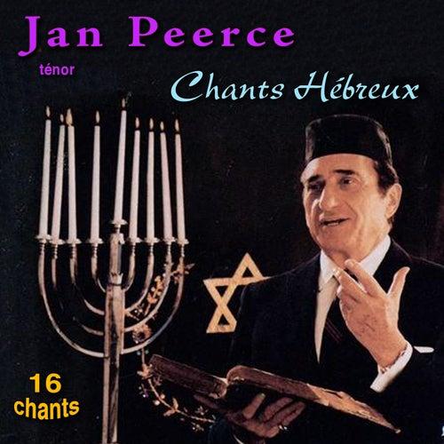 Chants Hébreux by Jan Peerce