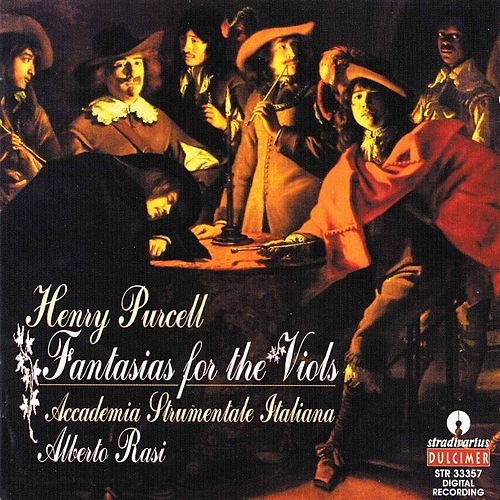 Henry Purcell: Fantasias for the Viols von Accademia Strumentale Italiana