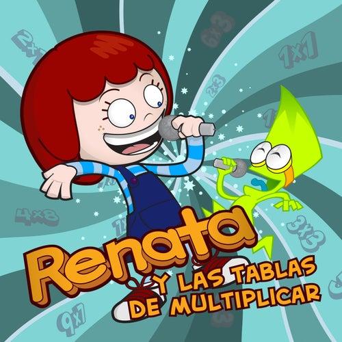 Renata y las Tablas de Multiplicar von Renata