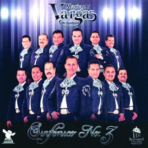 Sinfónico 3 by Mariachi Vargas de Tecalitlan