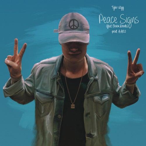 Peace Signs de Tyler Skyy