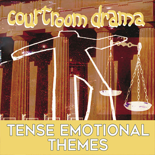 Courtroom Drama: Tense Emotional Themes by Gerhard Daum