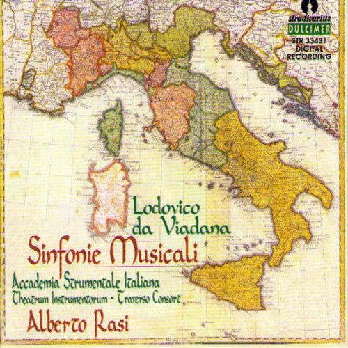 Viadana: Sinfonie Musicali von Accademia Strumentale Italiana