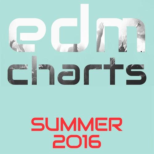 EDM Charts - Summer 2016 von Various Artists