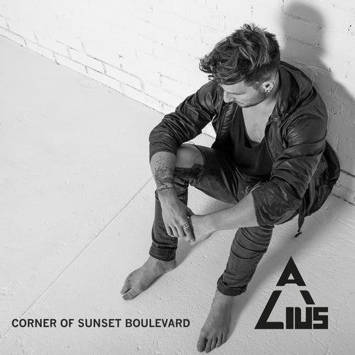 Corner of Sunset Boulevard von Alius