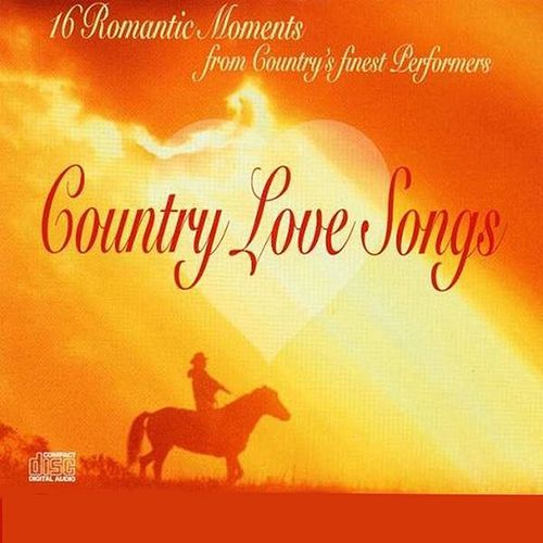Country Love Songs de Various Artists