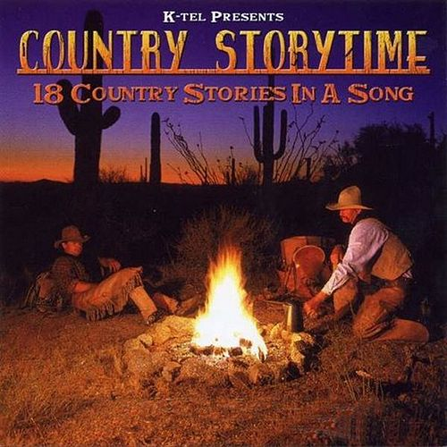 Country Story Time de Various Artists