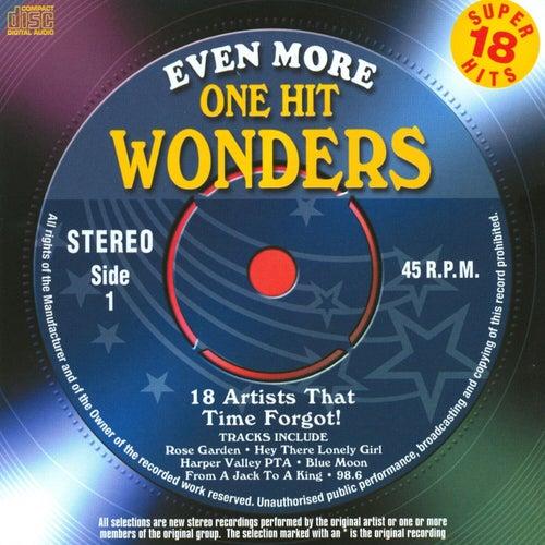 Even More One Hit Wonders de Various Artists