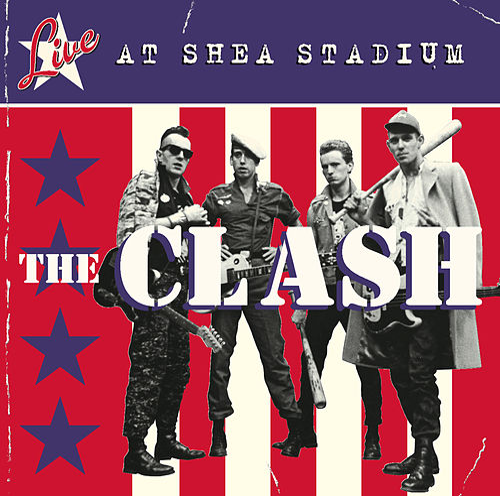 Live At Shea Stadium de The Clash