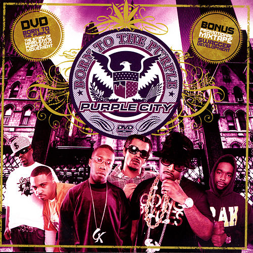 Born To The Purple de Various Artists