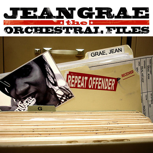The Orchestral Files von Jean Grae