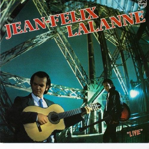 Live à la Tour Eiffel de Jean-Félix Lalanne