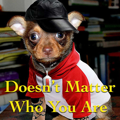 Doesn't Matter Who You Are de Various Artists