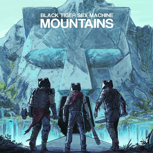 Mountains de Black Tiger Sex Machine