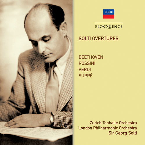 Solti Overtures by Sir Georg Solti