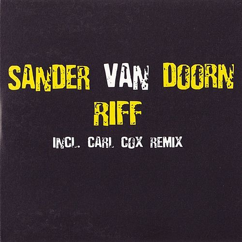 Riff von Sander Van Doorn