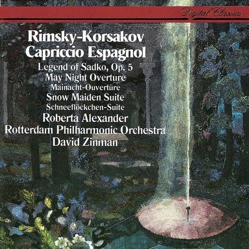Rimsky-Korsakov: Capriccio Espagnol; Sadko; The Snow Maiden von David Zinman