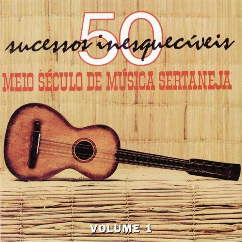 Meio Século de Música Sertaneja, Vol.1 de Various Artists