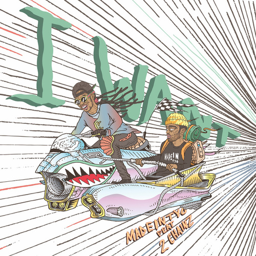 I Want (feat. 2 Chainz) de MadeinTYO