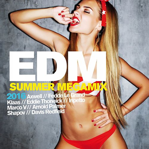 EDM Summer Megamix 2016 von Various Artists