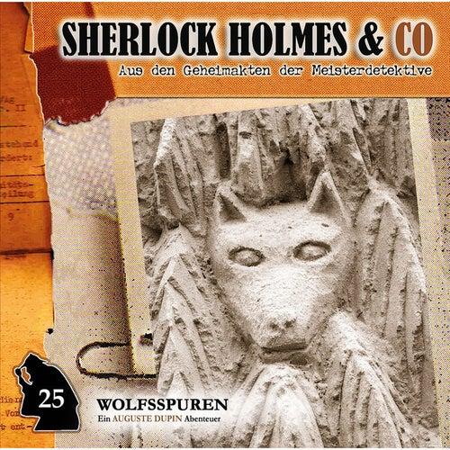 Folge 25: Wolfsspuren von Sherlock Holmes & Co