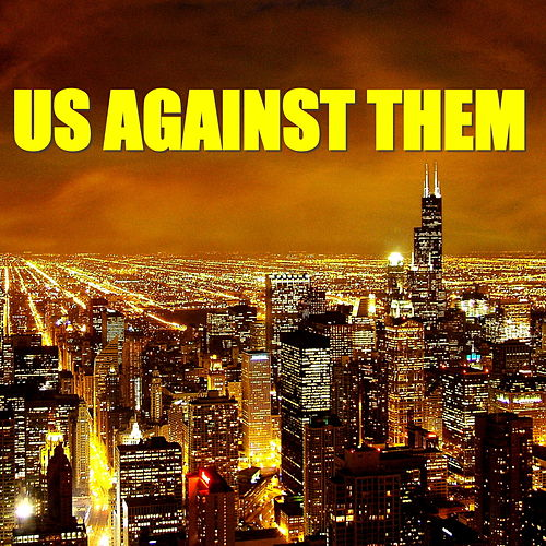 Us Against Them de Various Artists