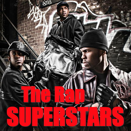 The Rap Superstars by Various Artists