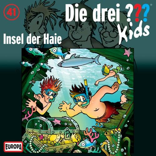 041/Insel der Haie von Die Drei ??? Kids