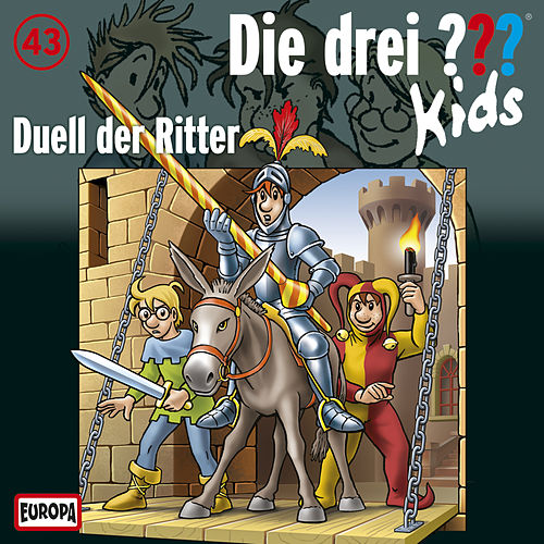 043/Duell der Ritter von Die Drei ??? Kids