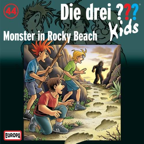 044/Monster in Rocky Beach von Die Drei ??? Kids