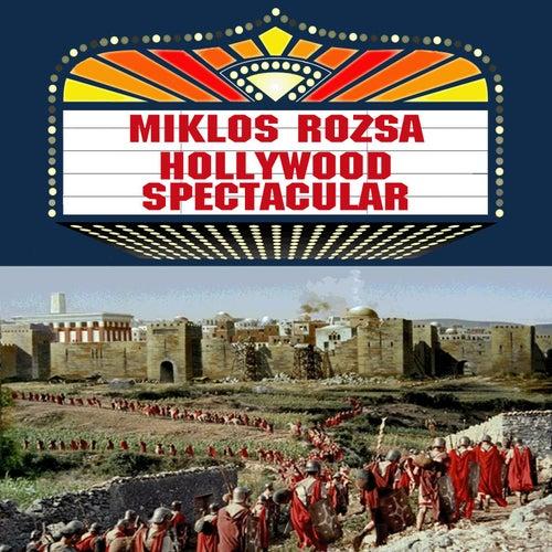 Hollywood Spectacular de Miklos Rozsa