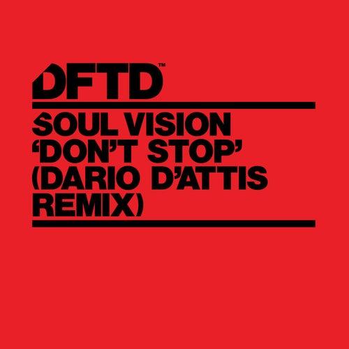 Don't Stop (Dario D'Attis Remix) de Soul Vision