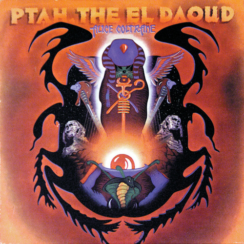 Ptah The El Daoud by Alice Coltrane