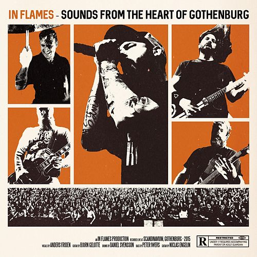 Sounds from the Heart of Gothenburg by In Flames