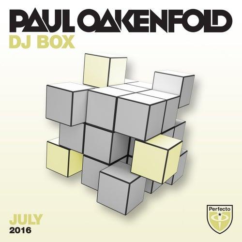 DJ Box - July 2016 de Various Artists