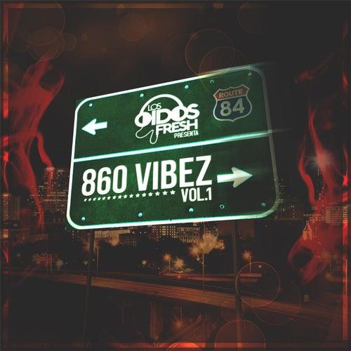 860 Vibez, Vol. 1 von Los Oidos Fresh