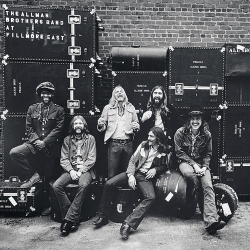 At Fillmore East de The Allman Brothers Band
