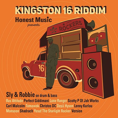 Kingston 16 Riddim de Various Artists