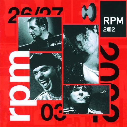 RPM 2002 (Ao Vivo) de RPM